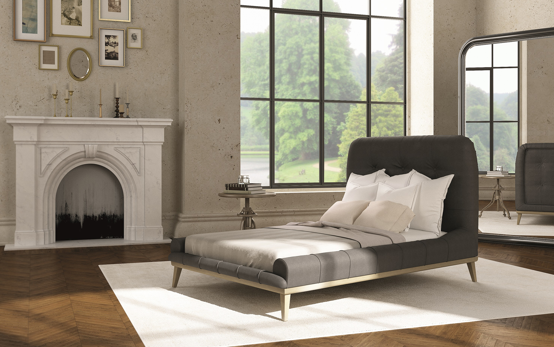 Best luxury modern style furniture from top European manufacturers